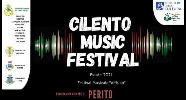 PERITO - PERITO, Cilento Music Festival 2021 - prossimi eventi