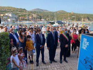 WhatsApp Image 2021 07 12 at 21.22.26 300x225 1 - Camerota, inaugurato il Museo del Mare e consegnata la Bandiera Blu
