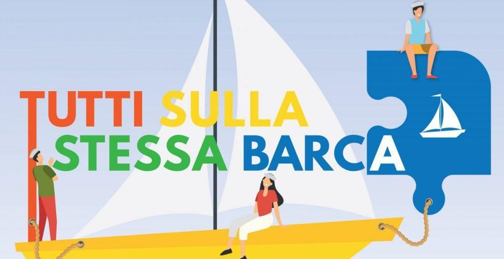 """barca 1024x526 - Agropoli, progetto """"Tutti sulla stessa barca"""""""