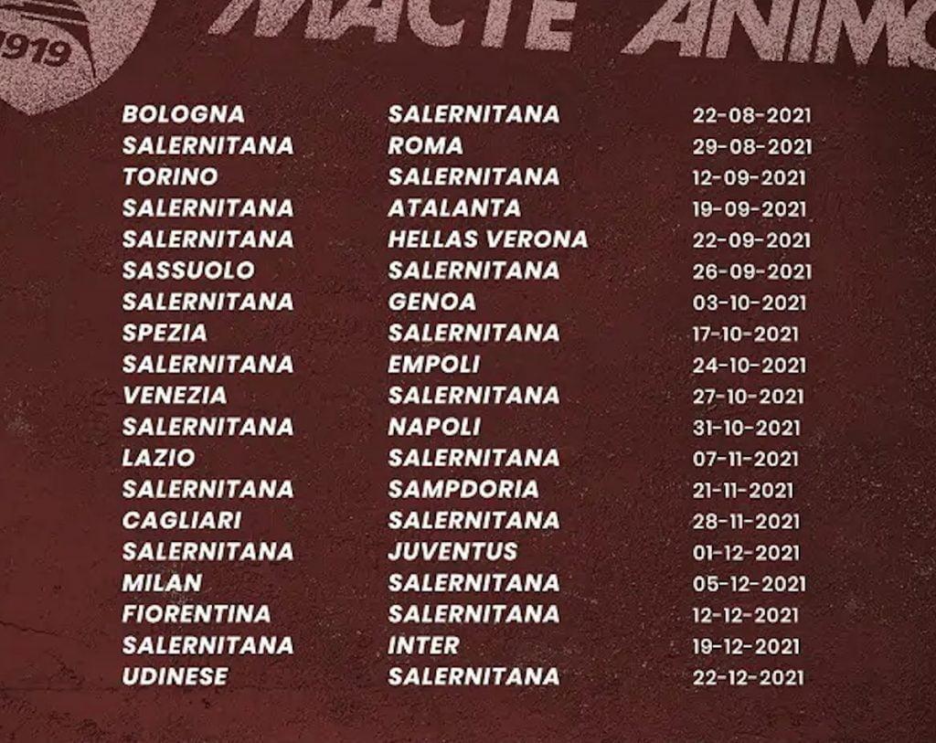 """Lo """"strano"""" caso della Salernitana: il trust, il tempo perso, il ritiro. Il riepilogo, il comunicato di avvio cessione squadra"""