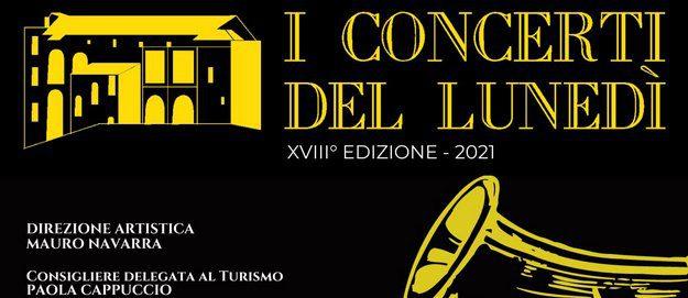 "concertilunedi - Pisciotta, ""I concerti del lunedì"" - 19/7/21"