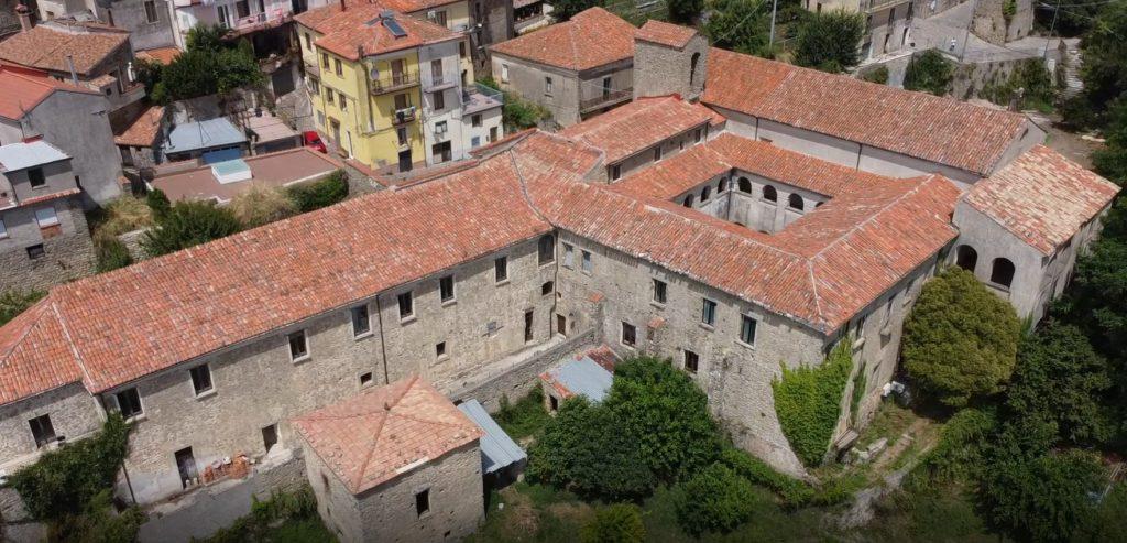 convento gioi 1024x493 - DaZero sceglie il Convento Francescano del '400 di Gioi Cilento per la prima tappa del progetto Incontro