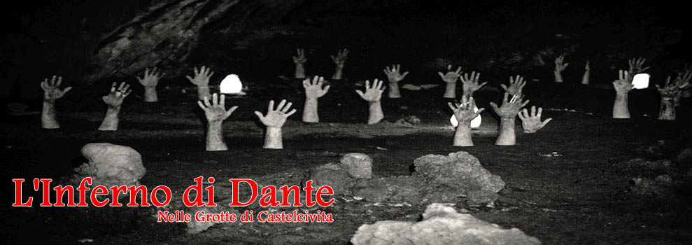 """dante - Grotte di Castelcivita, """"L'inferno di Dante"""" - 7/8/21"""
