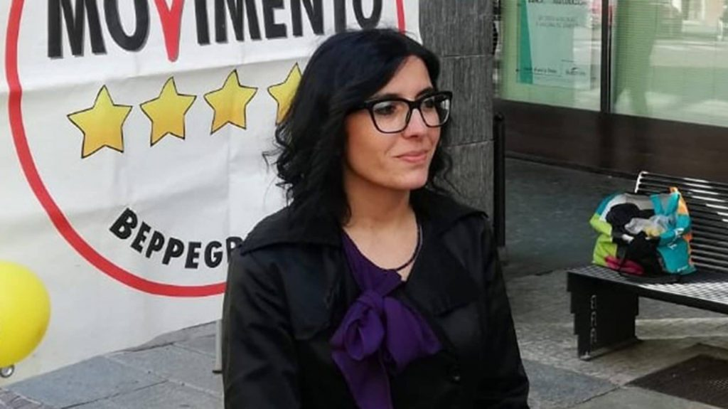 fabiana dadone 1024x575 - Sala Consilina, visita lampo della Ministra per le Politiche Giovanili Fabiana Dadone