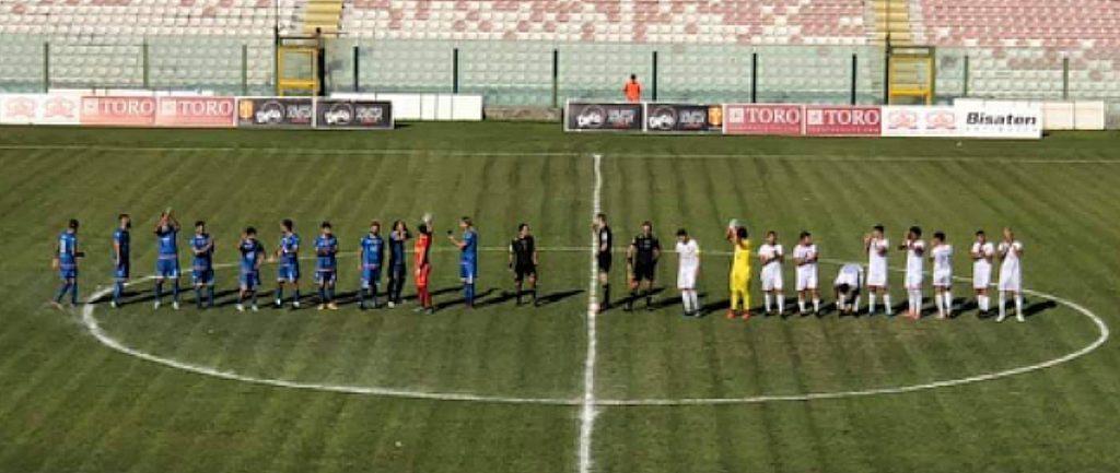 gelbi 1024x433 - Niente da fare per la Gelbison, supera i playoff il Messina