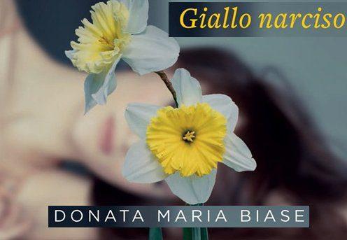 """giallo - Sapri, presentazione di """"Giallo Narciso""""il romanzo di Donata Maria Biase"""