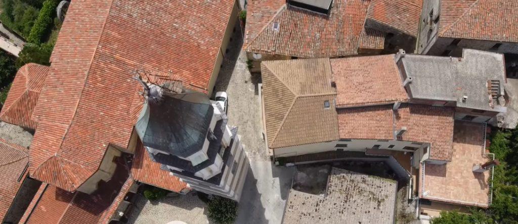 Il Cilento visto (anche) dal drone: Gioi e Cardile (Salerno) – video