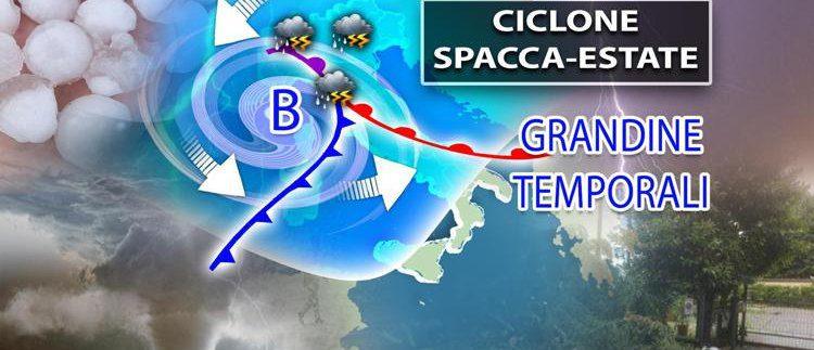 meteo 1 - Meteo: in arrivo un break estivo (non per il sud)