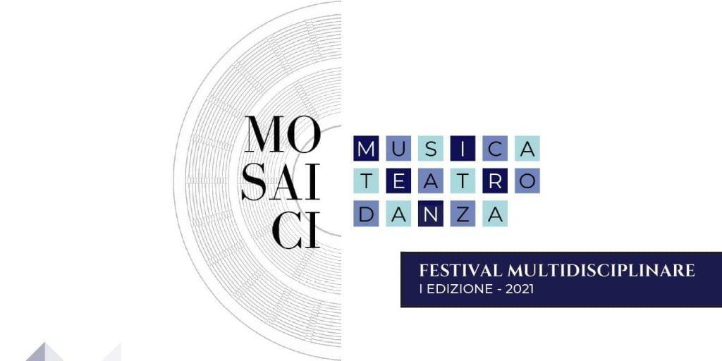 mosaici 1024x512 - Cilento, nastro di partenza per il Festival Multidisciplinare MOSAICI