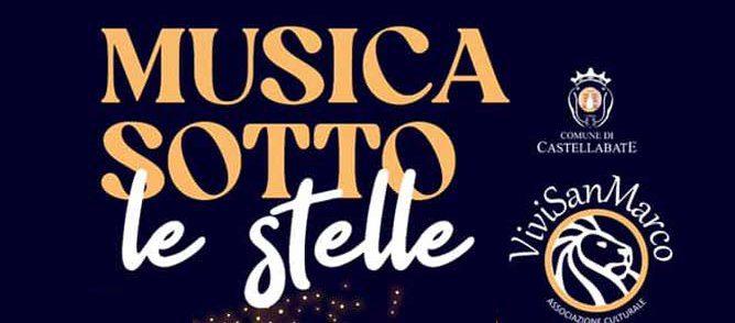 musica - S.Marco di Castellabate, Musica sotto le stelle - 17/7/21