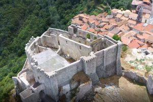 Sicignano degli Alburni, il Castello Giusso