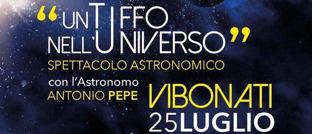 tuffo - Un Tuffo nell' universo 2021, Vibonati (SA), 25 luglio 2021