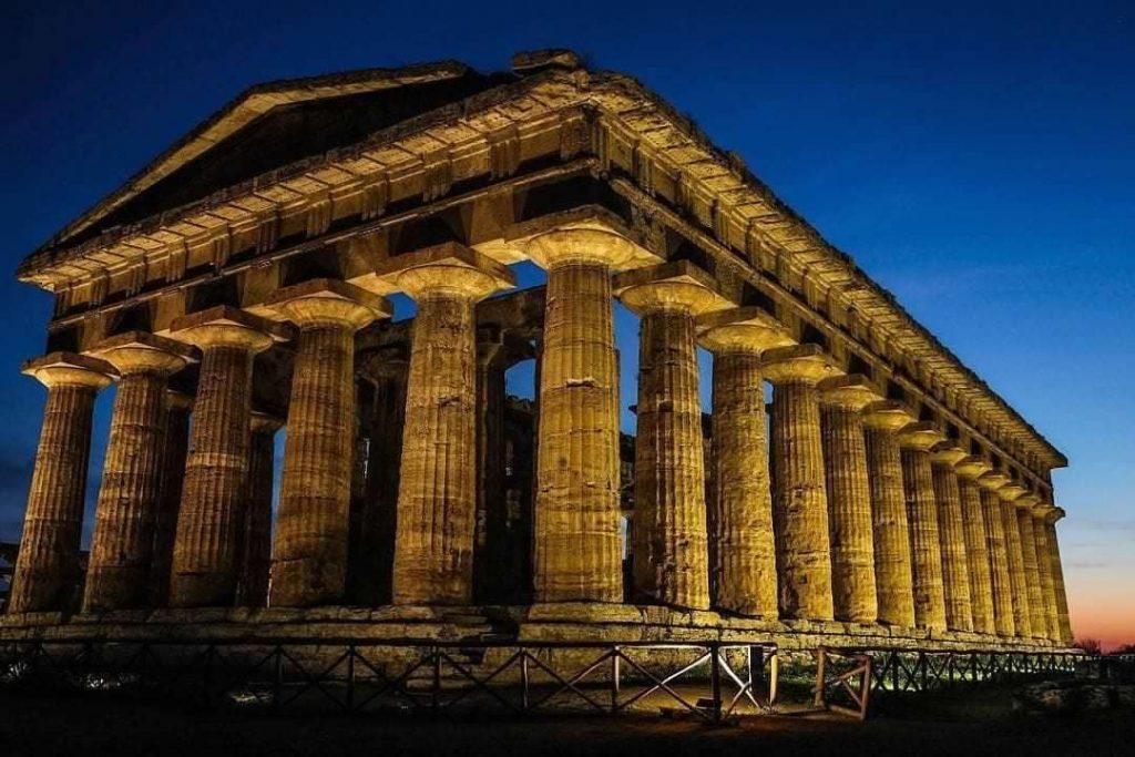 Paestum e Velia by Night 2021 Cilento aperture serali 1 1024x683 - Paestum e Velia by Night 2021 - 5/9/21