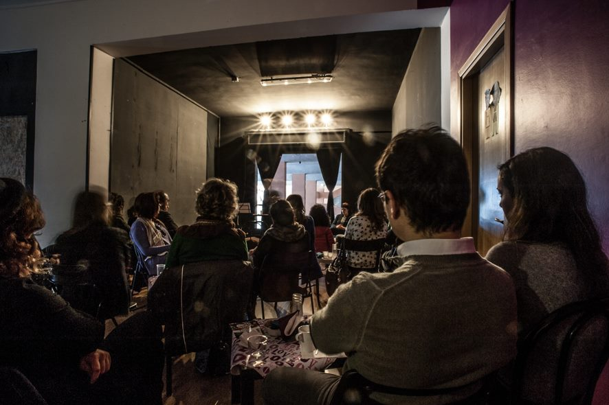 """Gioi, prima edizione di Cilentart Fest: incontro con Gommalacca Teatro nell'ambito del seminario """"La progettazione culturale nei piccoli centri"""""""