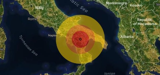 mat - Scossa di terremoto in Basilicata