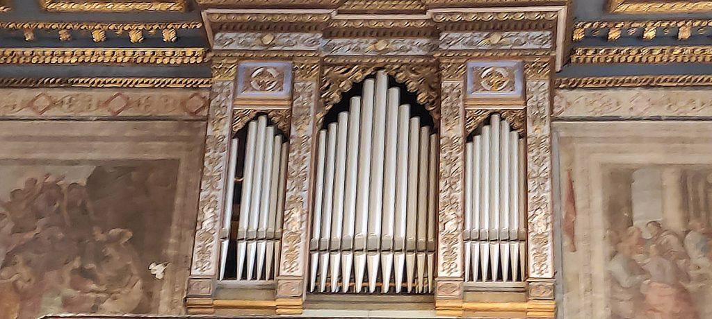Polla, la Regione Campania partecipa al recupero dell'organo a canne del convento di Sant'Antonio