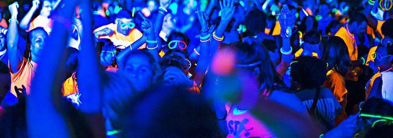 rave - Rave party sul Calore
