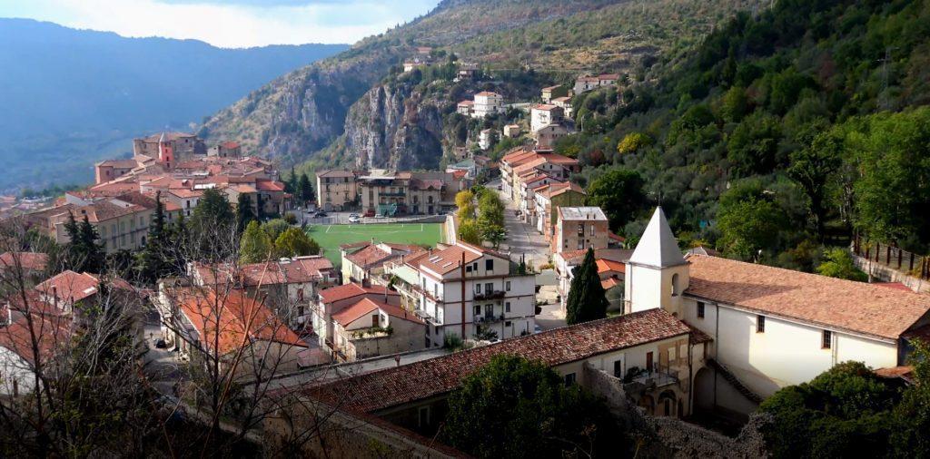 Il puzzle della domenica: Sant'Angelo a Fasanella