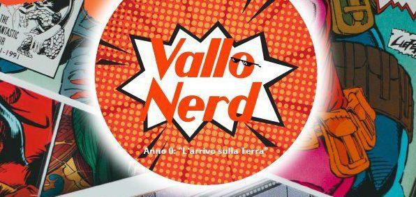 """Atena Lucana, """"Vallo Nerd Anno zero: L'arrivo sulla terra"""": fumetti e videogames dal 28 al 29 agosto 21"""