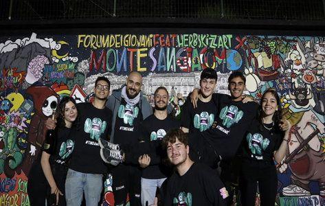 14092021 forum giovani monte san giacomo - Monte S. Giacomo, formazione di educatori per la disciplina di Tiro Dinamico con l'Arco