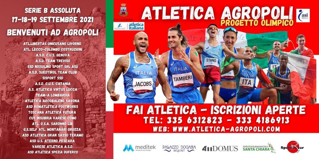 Furto all'Associazione Atletica Agropoli – e' possibile donare