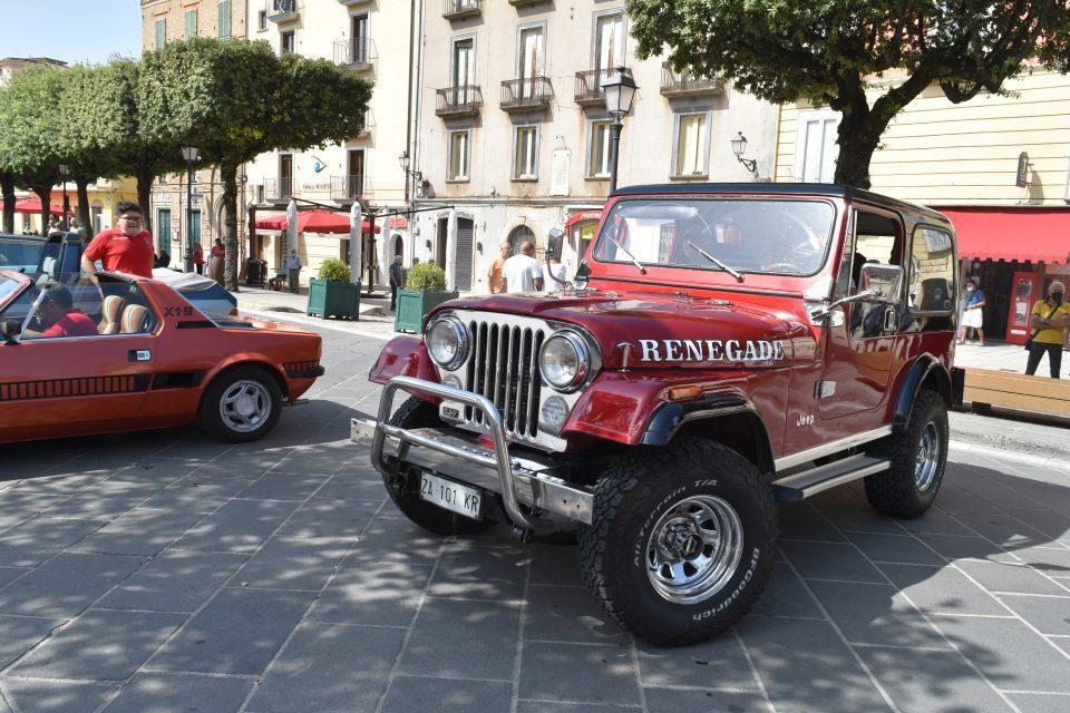 DSC 0017 960x640 - Vallo, raduno auto d'epoca - incontriamo Giusy Sansone (video)