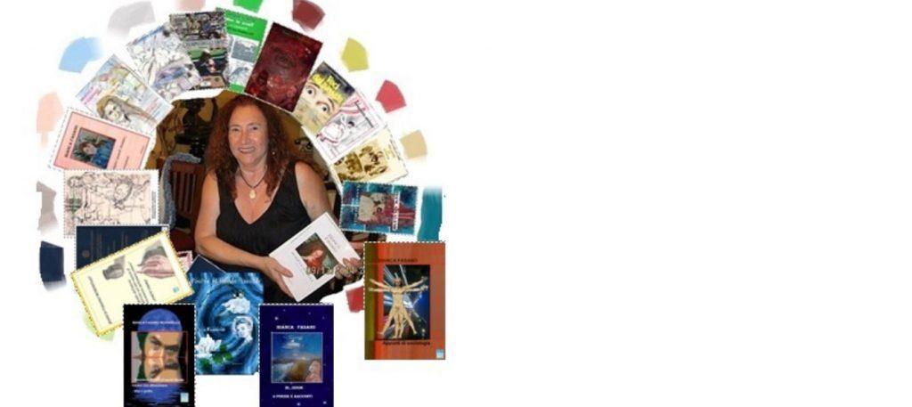 Settantacinque lavori letterari pubblicati con la StreetLib per l'Accademia dei Parmenidei. Bianca Fasano non finisce di stupire.