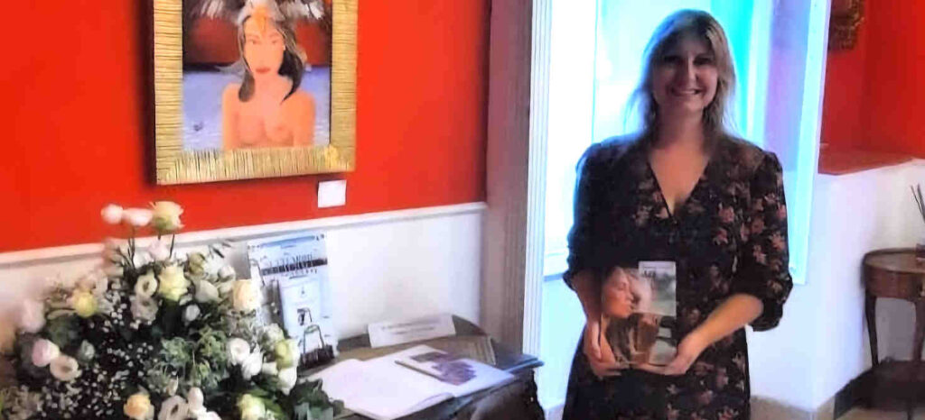 """Agropoli, al """"Settembre Culturale"""" presentato il libro """"Mirari"""" di Antonella Casaburi"""