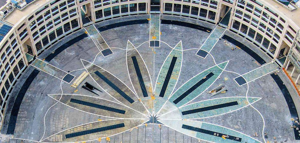piazzaliberta 1024x489 - Salerno, inaugurazione di Piazza della Liberta' - 20/9/21