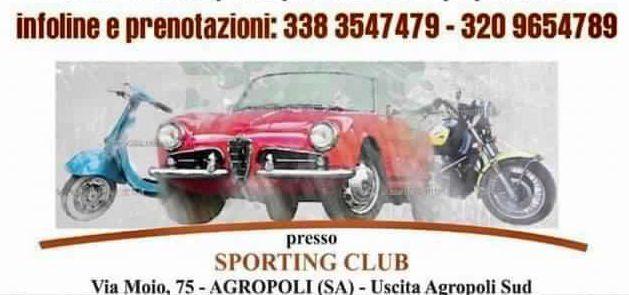 rugginemania - Agropoli, Rugginemania: Mostra Scambio auto, moto & ricambi - 5/9/21