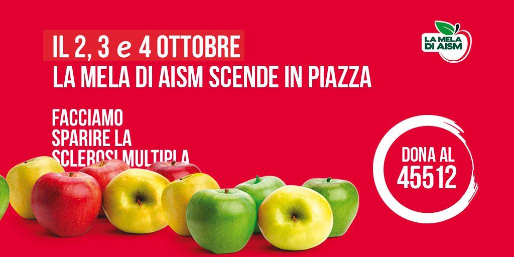 tw mela2020 savethedate - Caselle in Pittari: AISM ONLUS raccoglie fondi a favore della ricerca sulla Sclerosi Multipla