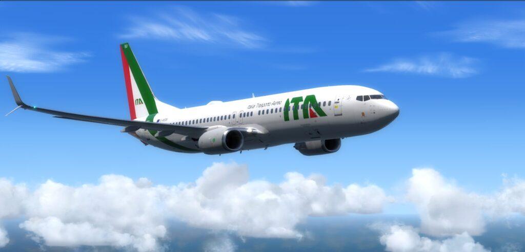 Partita la nuova compagnia aerea italia: ITA sara' ALITALIA (acquistato il marchio)