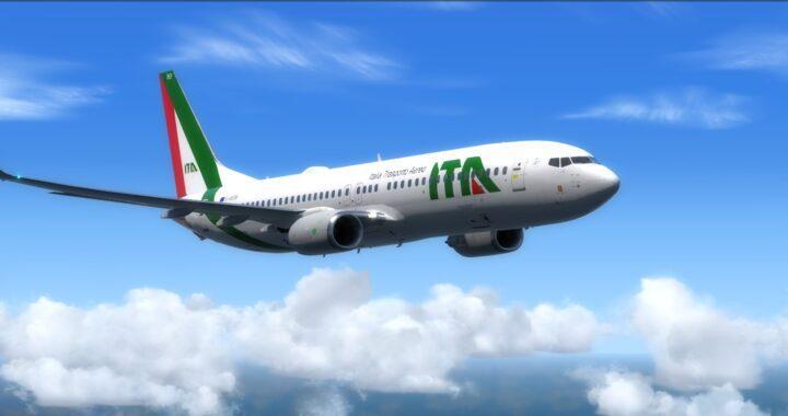 Ita aereo 720x380 - Partita la nuova compagnia aerea italia: ITA sara' ALITALIA (acquistato il marchio)