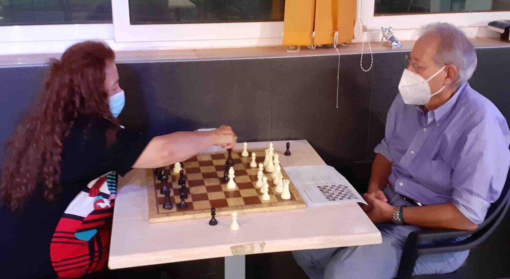 biancafasano 1024x560 - Parliamo di scacchi a Napoli. Intervista con il prof. Francesco Roviello, presidente dell'Associazione Dilettantistica Scacchistica Partenopea del Vomero