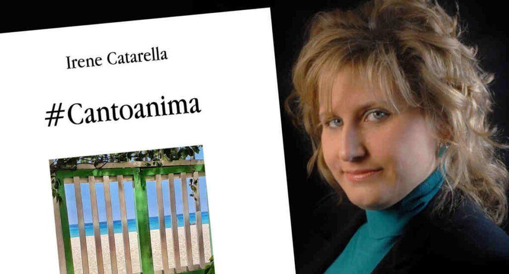 """Salerno, Castello d'Arechi, presentazione del libro """"#Cantoanima"""" di Irene Catarella – 9/10/21"""