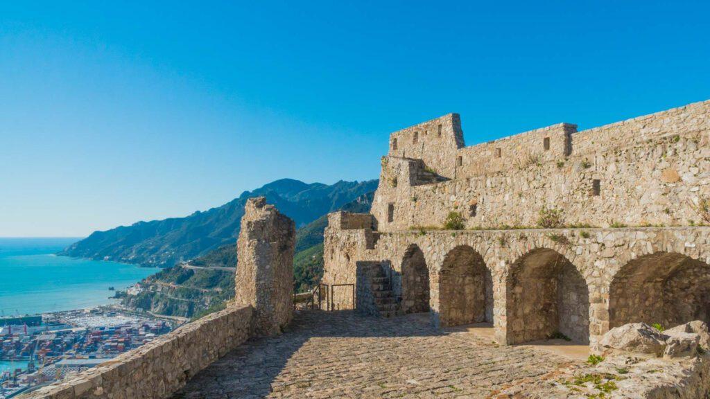 Salerno, Castello d'Arechi: doppio appuntamento legato all'arte