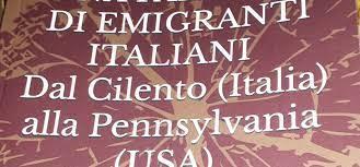 """index - """"Fortune e sventure di una famiglia di emigranti italiani. Dal Cilento (Italia) alla Pennsylvania (USA) """", Bert Marinko - Ezio Martuscelli"""