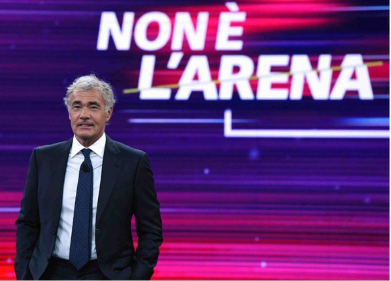 """""""Sistema Salerno"""", programma inchiesta a """"non e' l'arena"""" di Giletti – questa sera ore 21.00"""