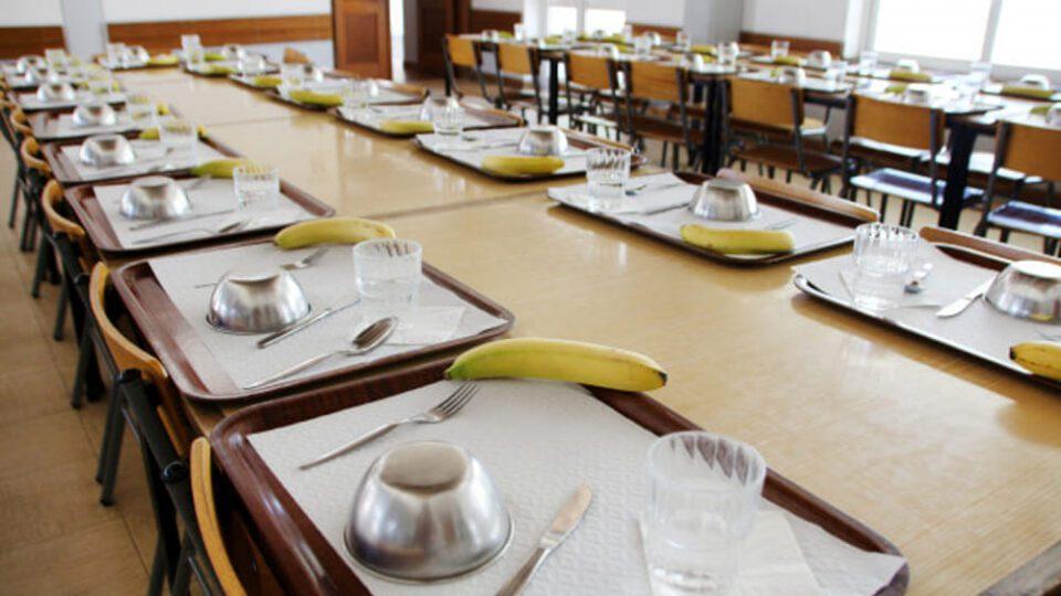 mensa scolastica vuota 69593 7766 2 960x540 - Agropoli, parte il servizio di mensa scolastica
