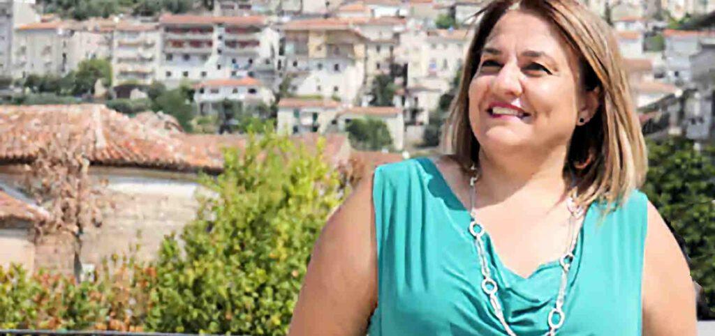"""michelacimin 1024x482 - Padula, Michela Cimino sindaca: """"Sono emozionata e felice per questa storica vittoria"""""""