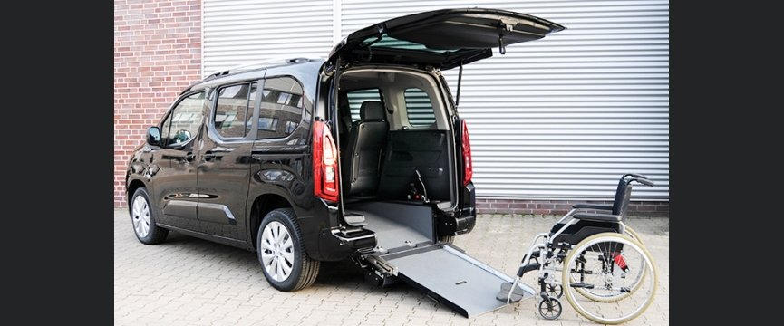 """offerte auto disabili - Agropoli riparte il servizio """"Mobilità Garantita"""""""