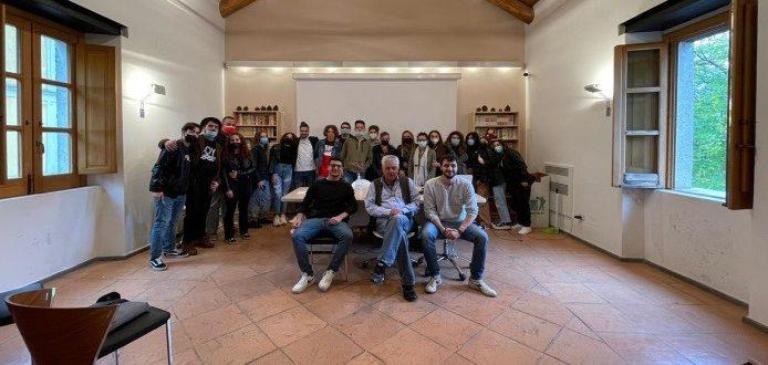 road - Teggiano, presentazione del progetto #DianoForumLab - 16/10/21